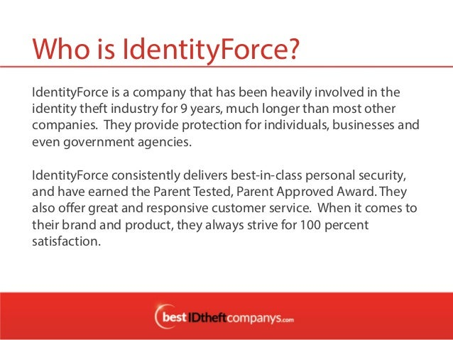 what is involved in identity theft We've heard about the identity theft epidemic for so long that many  on a trend  of gaining control of not only the financial account involved but.