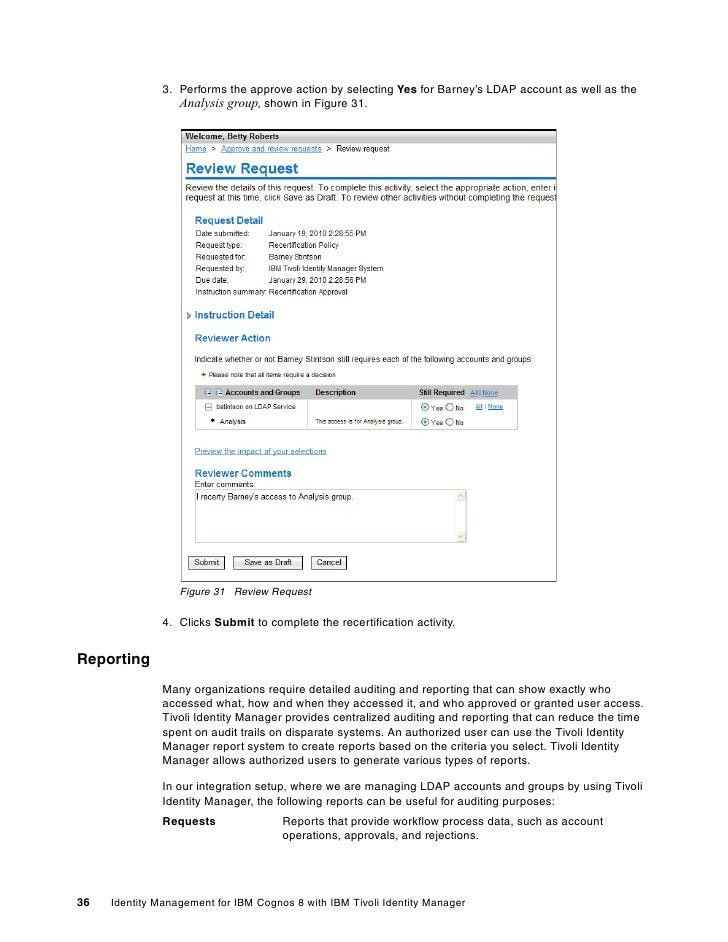 ibm tivoli identity manager pdf