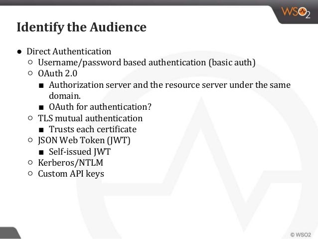 Identity Management for Web Application Developers