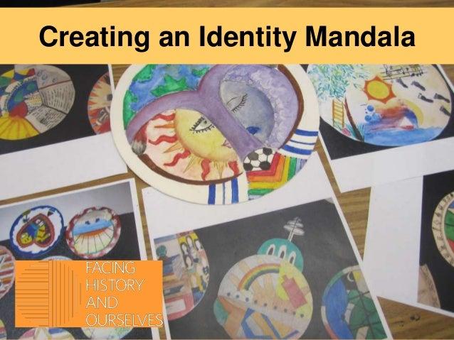 Creating an Identity Mandala
