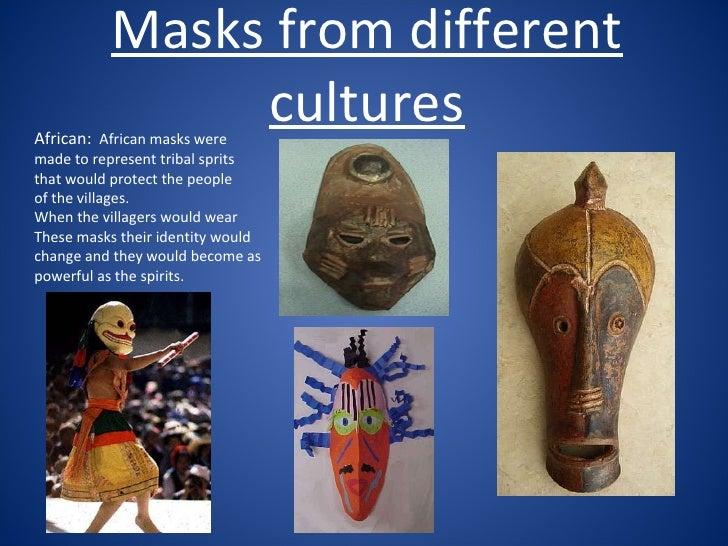 History of Masks - Ancient Use of Masks