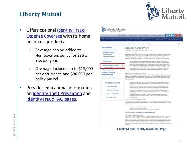 liberty mutual insurance card