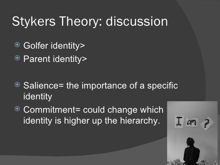 theories of identity Summary: transformative learning is a theory of adult learning that utilizes  disorienting dilemmas to challenge students' thinking students are then  encouraged.