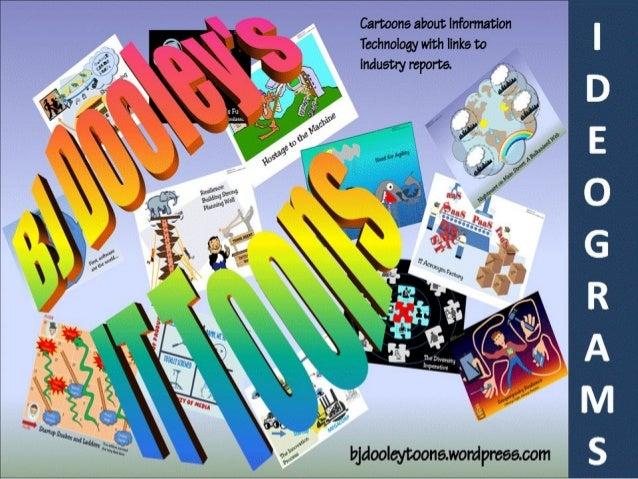 BJ Dooley's IT Toons IDEOGRAMS