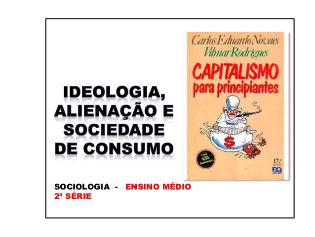 SOCIOLOGIA - ENSINO MÉDIO 2ª SÉRIE