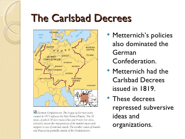 Carlsbad Decrees