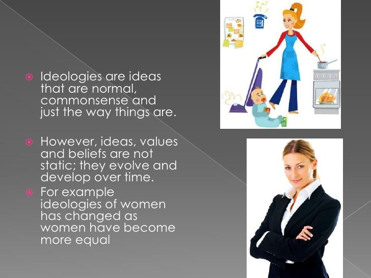 Gender Ideology
