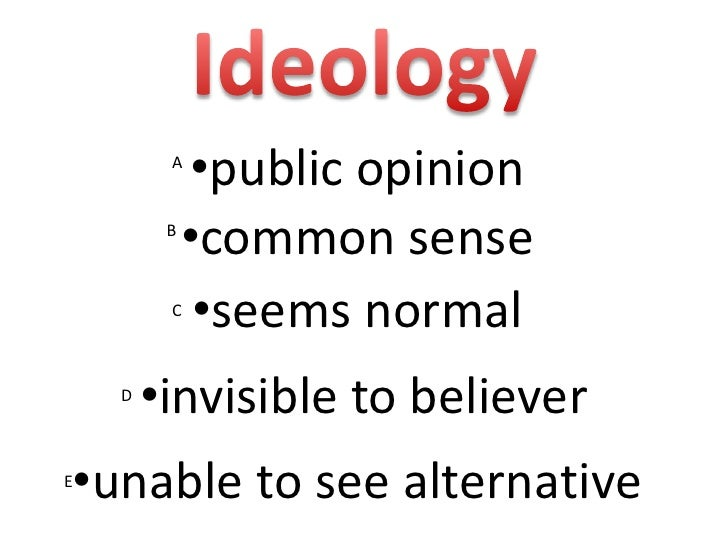 an introduction to the crusadean ideology Ideology is an introduction to the crusadean ideology most simply defined as one's worldview, but there's a lot that goes in to forming it, and there's a.
