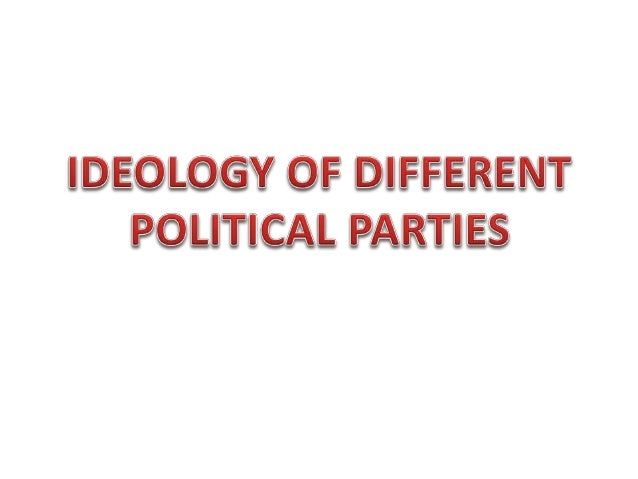 POLITICAL PARTY • A political party is an organized group of citizens who profess to share the same political views and wh...