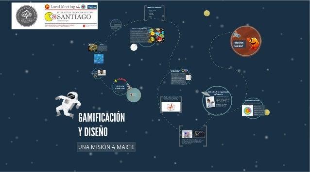 IDF Santiago #4 - Gamificación y el Diseño (Alexis Brantes y Pamela Donoso)