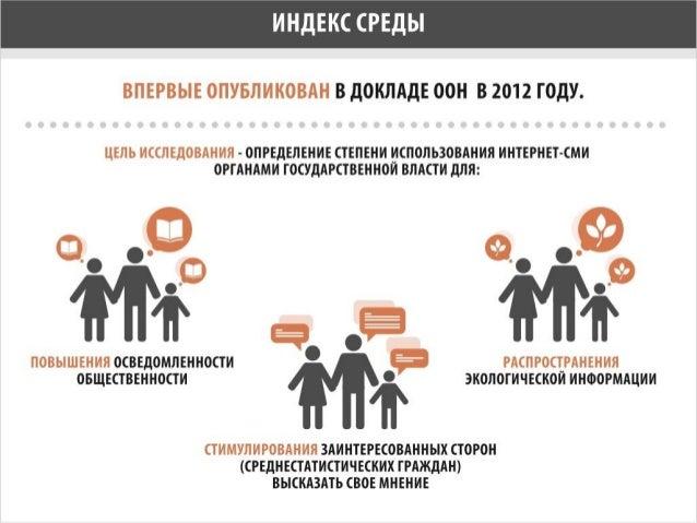 Презентация обзора развития электронного правительства