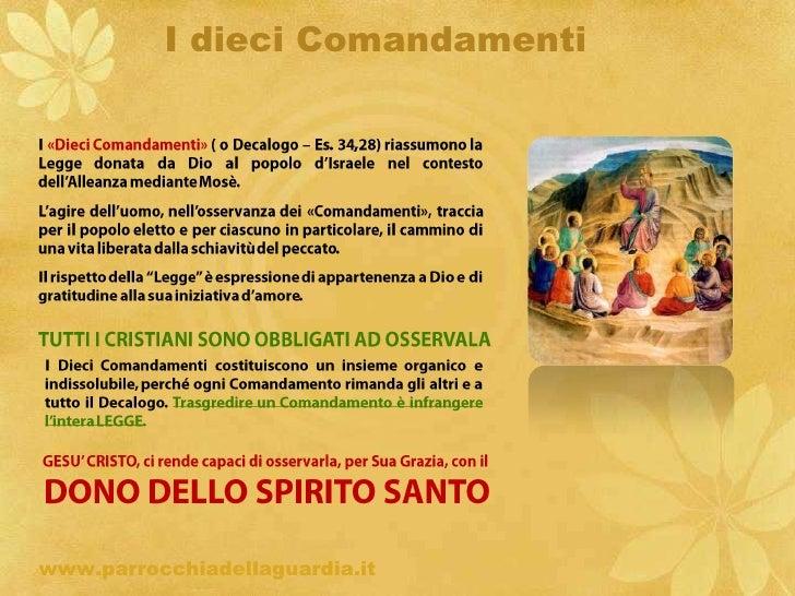 i 10 comandamenti spaccanapoli bologna - photo#29