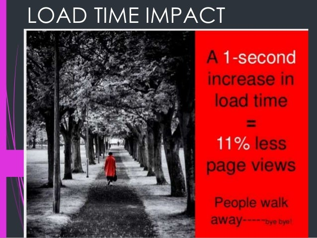 LOAD TIME IMPACT