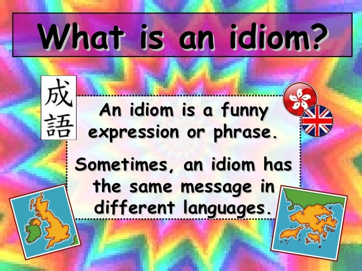 tom s tefl idioms idioms in chinese and english 3