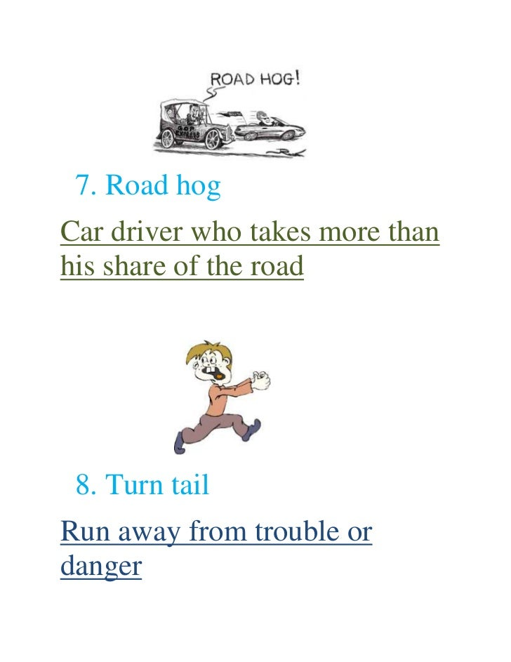 Idioms With Pictures 10