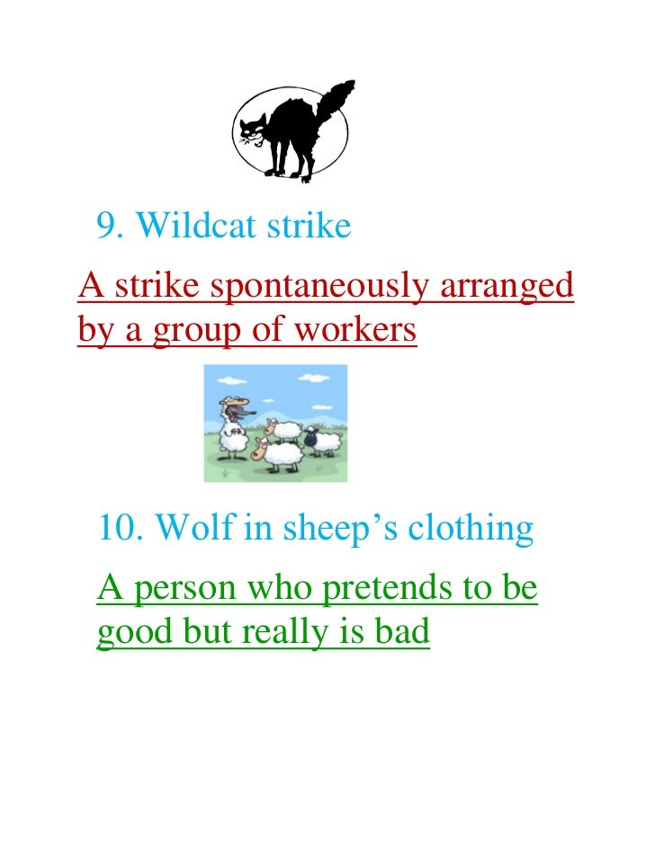 Idioms With Pictures 48