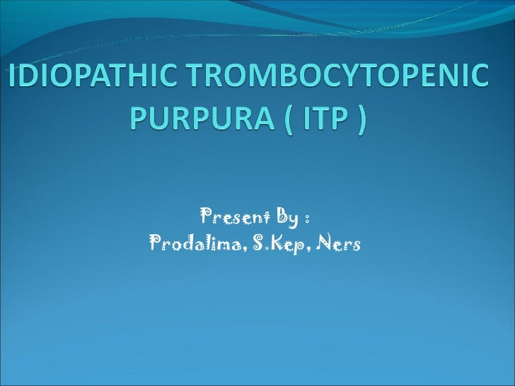 Present By :Prodalima, S.Kep, Ners