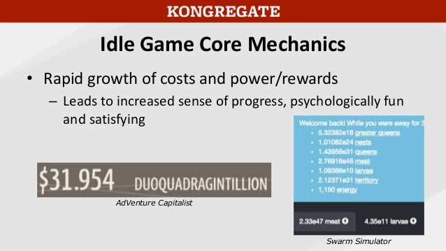 Idle Games: The Mechanics and Monetization of Self-Playing Games