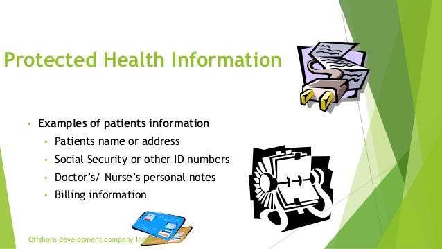 idm-in-healthcare-industry-10-638 Visual Protected Health Information Examples on information technology examples, protected patient information clip art, target market examples,