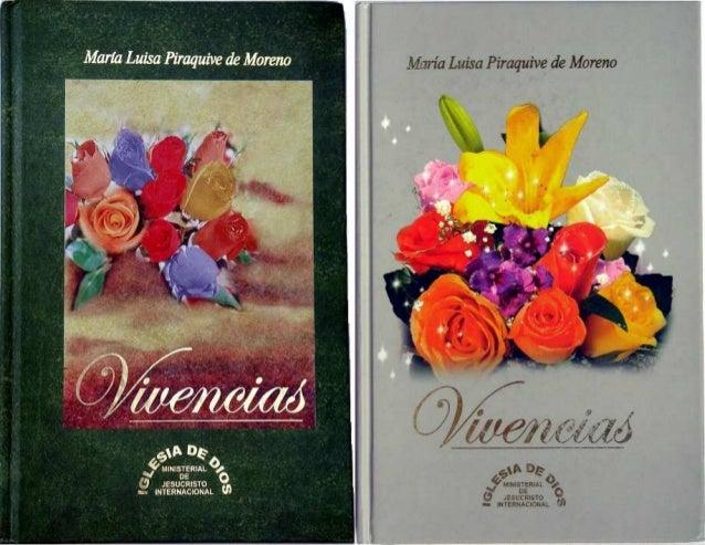 María Luisa  de Morena Mïría Luisa Piraquive de Moreno     a?  ÏÍ,  '0 JS VI. ' s — «nrrnwïacuoum 'D