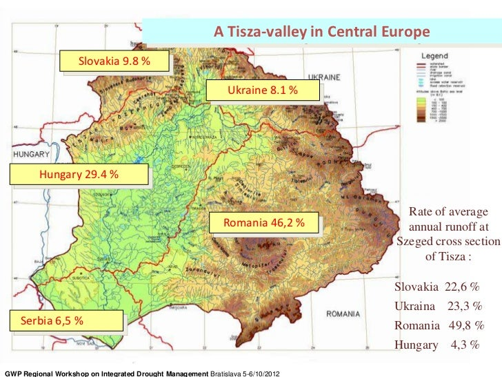 A Tisza-valley in Central Europe                    Slovakia 9.8 %                                                        ...