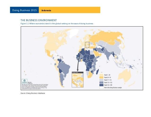 INDONESIA Business Database 2015