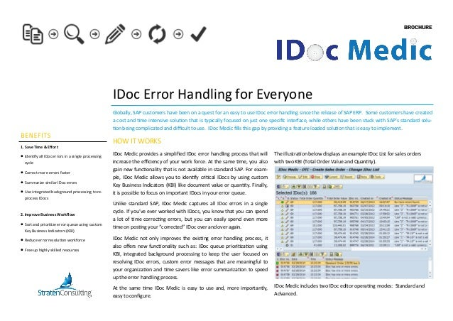 I doc medic brochure