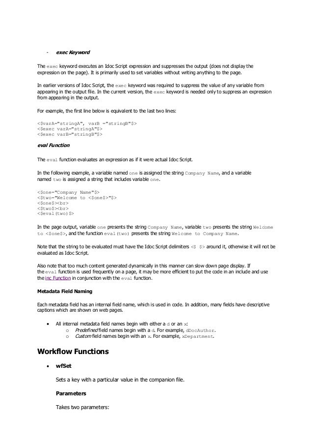 Ultima Online Idoc Script