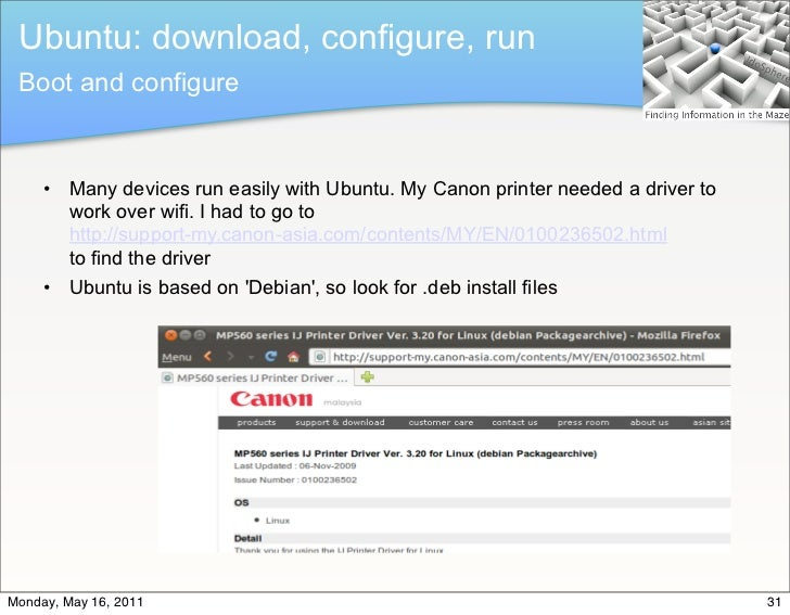 Lotus Apps on a Linux Desktop: From OS Install Through Running the Ap…