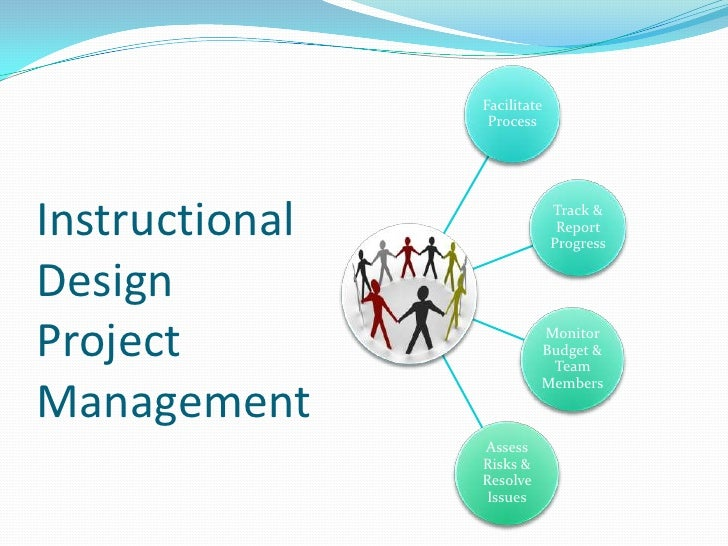 Instructional Design Project Management 2 0 A Model Of Development