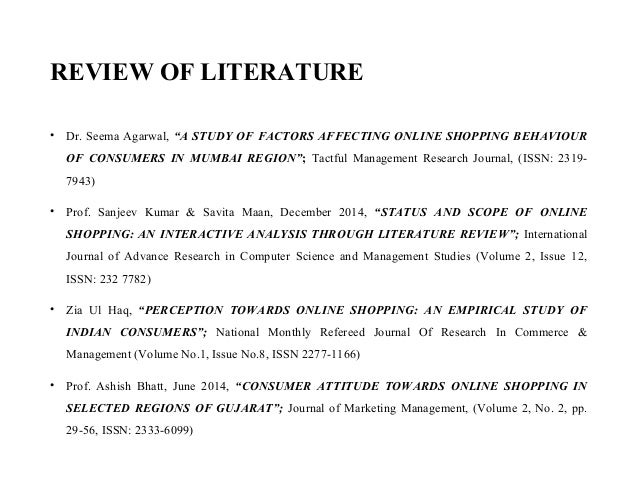 review of literature consumer behavior towards footwear products Literature review 51 environmental care environmental care is one of the main motivational factors towards purchasing any product including organic products several studies have shown that organic production causes less harm to the environment.