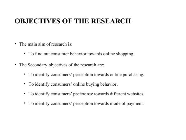 research papers on consumer behaviour towards online shopping Consumers´ online and offline shopping behavior  consumers furthermore perform research shopping, where the online channel is  the generic model of consumer decision making exists of five stages, namely need recognition, search, evaluation of alternatives, purchase and post-purchase (dewey,.