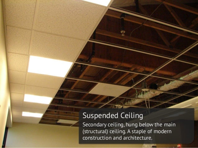 Seismic Testing Of Suspended Plasterboard Systems