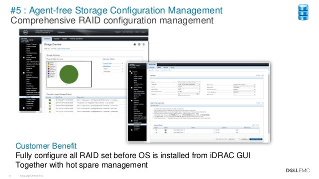 Dell-EMC Remote Acess Controller
