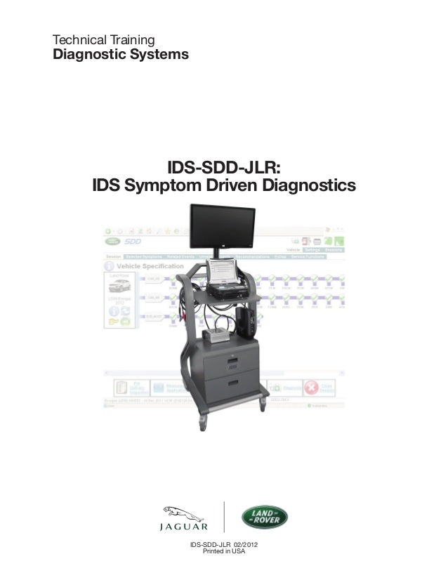 ids sdd jlr manual 02 02 12 1 rh slideshare net Land Rover Discovery Owner's Manual Land Rover LR3 Manual