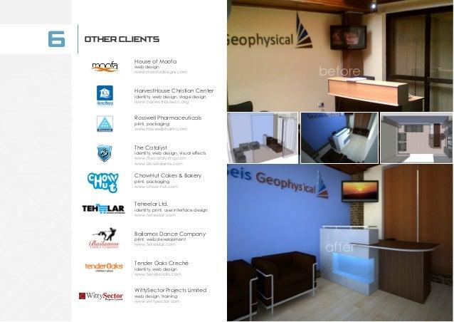 Brand Consultancy and Design Firm Lagos Nigeria