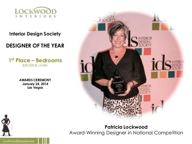 Quirky Interior Designer wins National Competition Patricia Lockwoo
