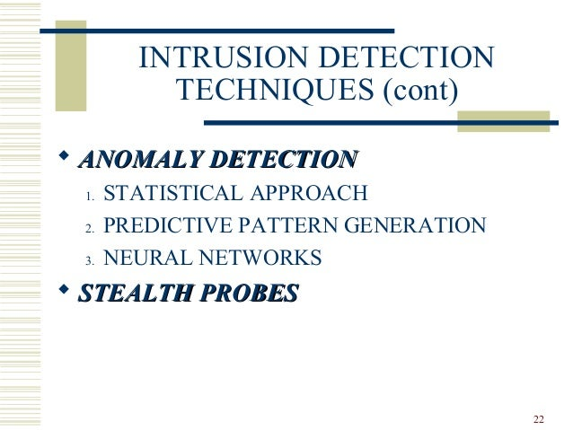 hacking techniques and intrusion detection Packetfence includes a captive-portal  decaffeinatid is a simple application that acts as an intrusion detection  penetration testing tools and techniques.