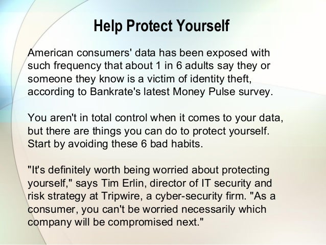 how to know you are a victim of identity theft