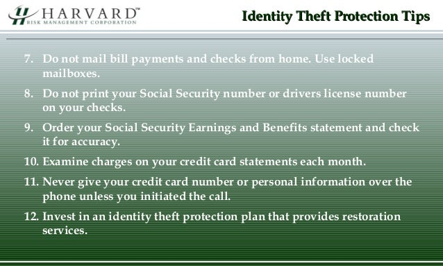 impact of online identity theft on Remedying the effects of identity theft you are receiving this information because you have notified a consumer reporting agency that you believe that you are a.