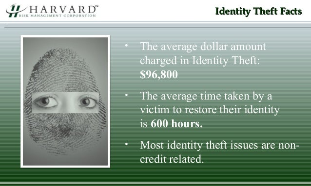 Effects of Identity Theft on Social Networking Sites