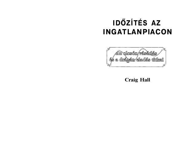 Időzítés az Ingatlanpiacon - Craig Hall Slide 2