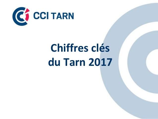 Chiffres clés du Tarn 2017