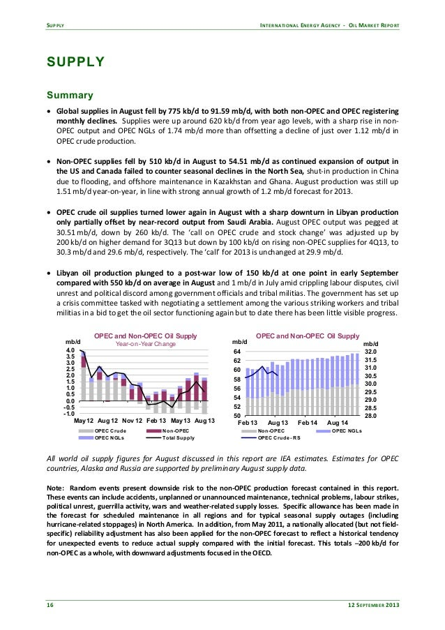 Iea oil market report 12sep2013fullpub