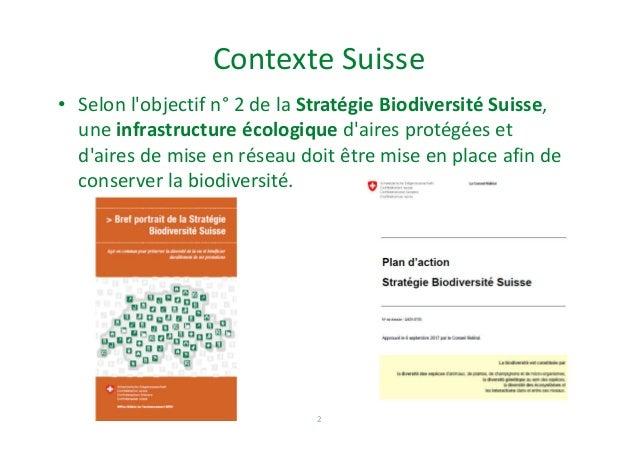 Rencontres ASIT VD : Biodiversité & Aménagement - Pascal Martin, CJBVG Slide 2