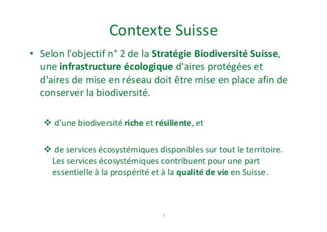 Rencontres ASIT VD : Biodiversité & Aménagement - Pascal Martin, CJBVG Slide 3