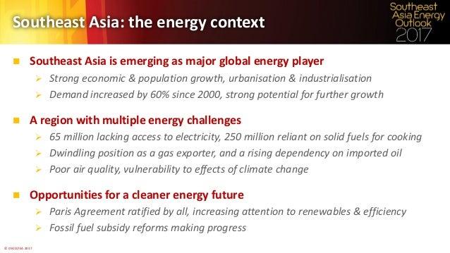 Webinar : Southeast Asia Energy Outlook Slide 2