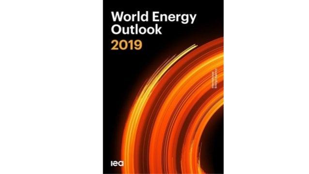 IEA World Energy Outlook 2019- Press Conference