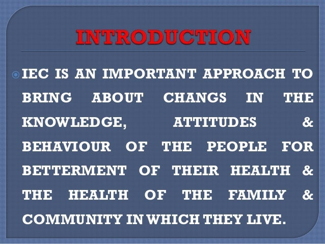 INFORMATION: THIS CONSISTS OF PROVIDING SCIENTIFIC KNOWLEDGE TO THE PEOPLE ABOUT THE HEALTH PROBLEMS AND HOW TO PREVENT TH...