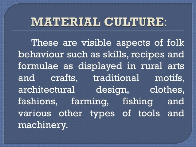 The cultural groups used for such purposes lack the spirit of social service and social welfare. The folk items presente...